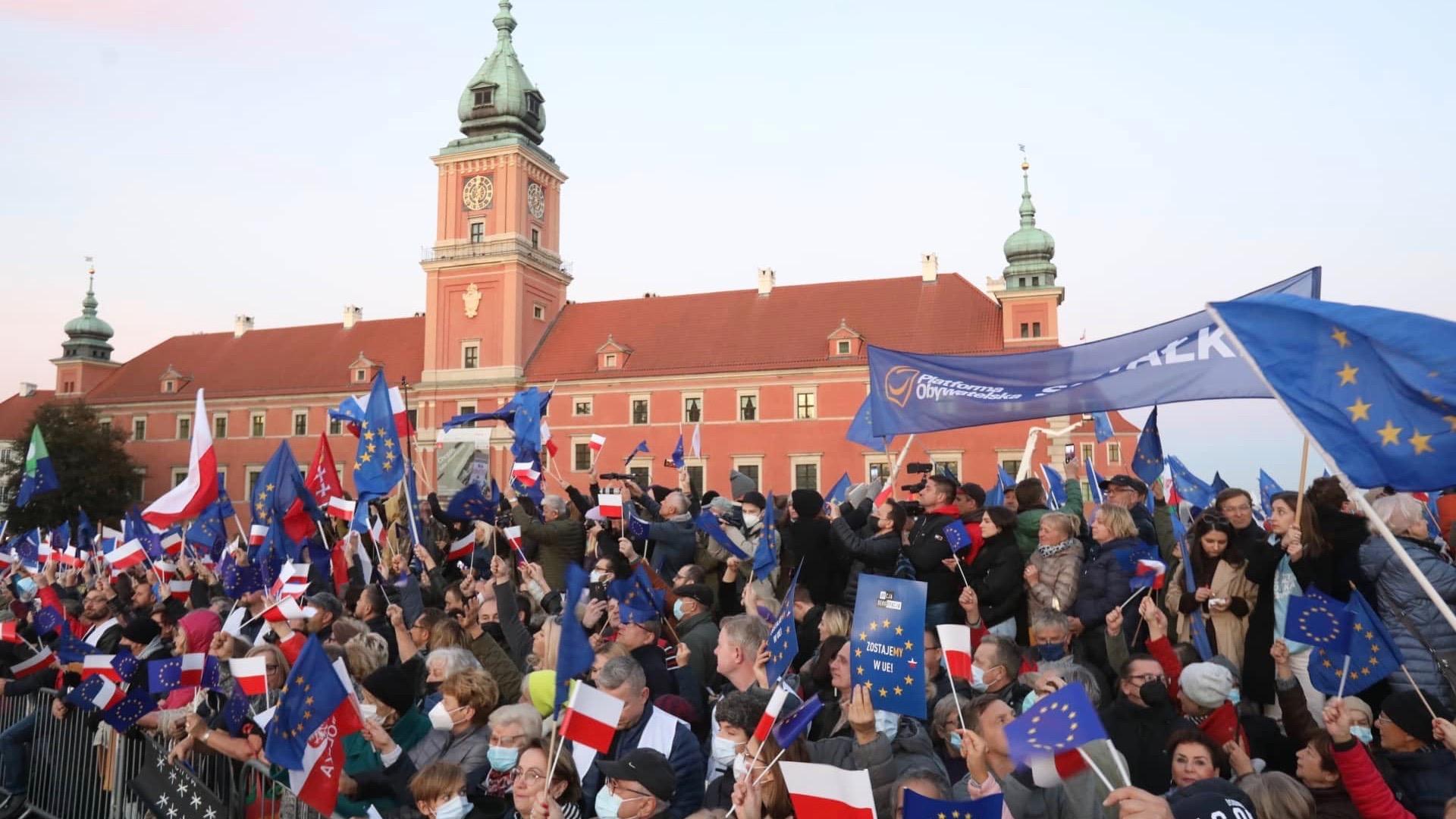 Polish protests
