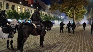 Police violence - Slovenia