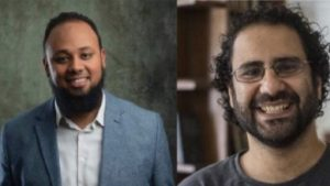 Egyptian activists trial